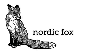 nordic fox logo