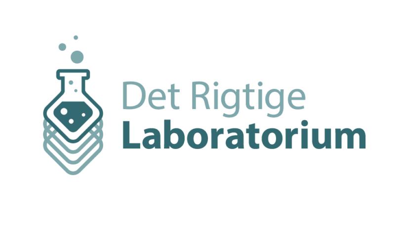 Det Rigtige Laboratorium Logo DTU